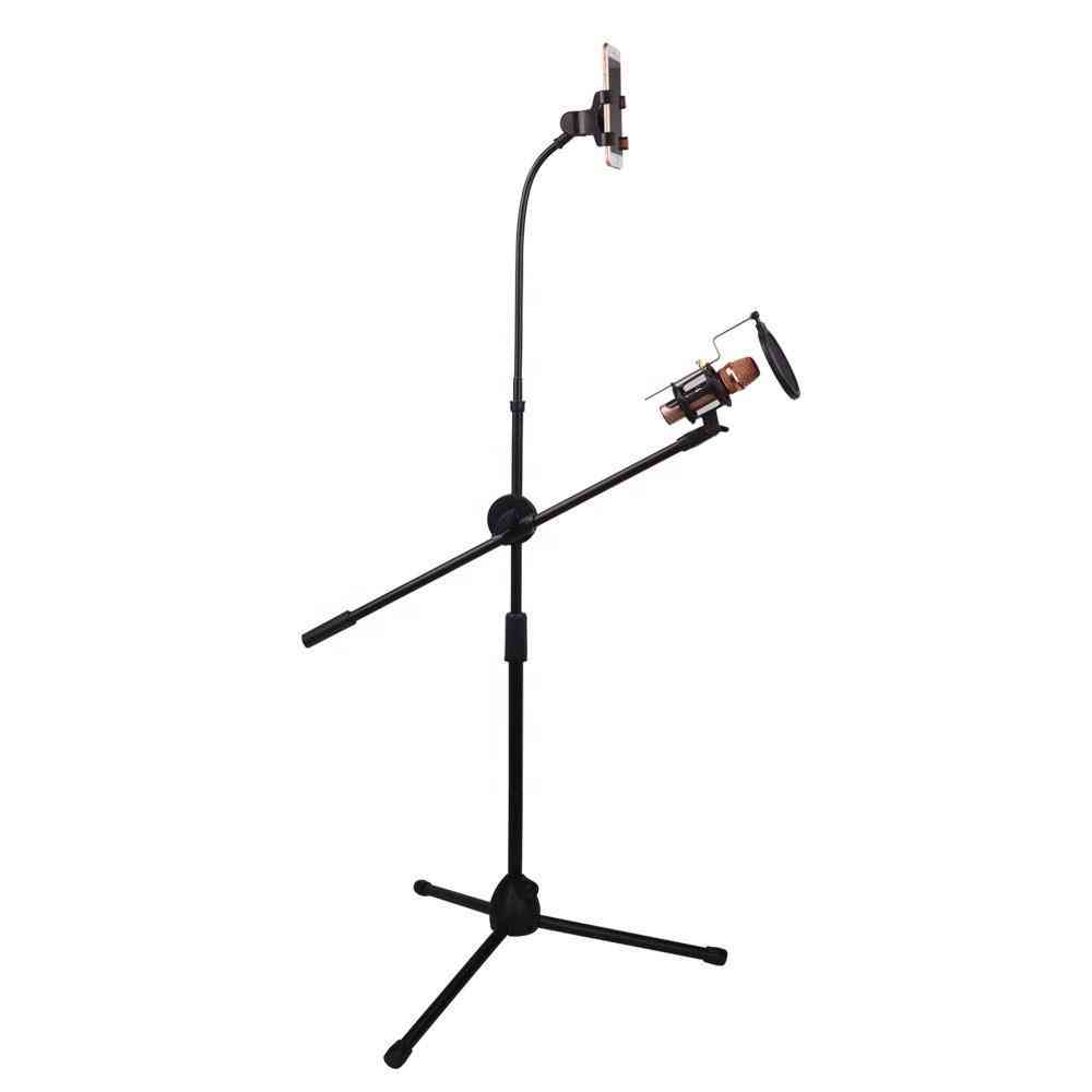 Pro Microphone Stand Floor Stand: Buy Online at Best Prices in Bangladesh   Daraz.com.bd