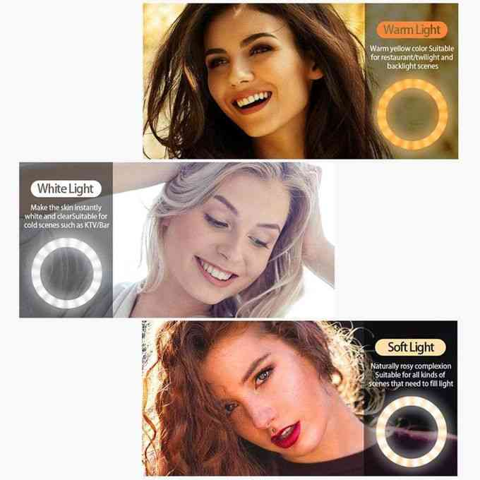 product_image_name-Generic-Selfie Ring Light with Phone Holder and Microphone Stand 3-5