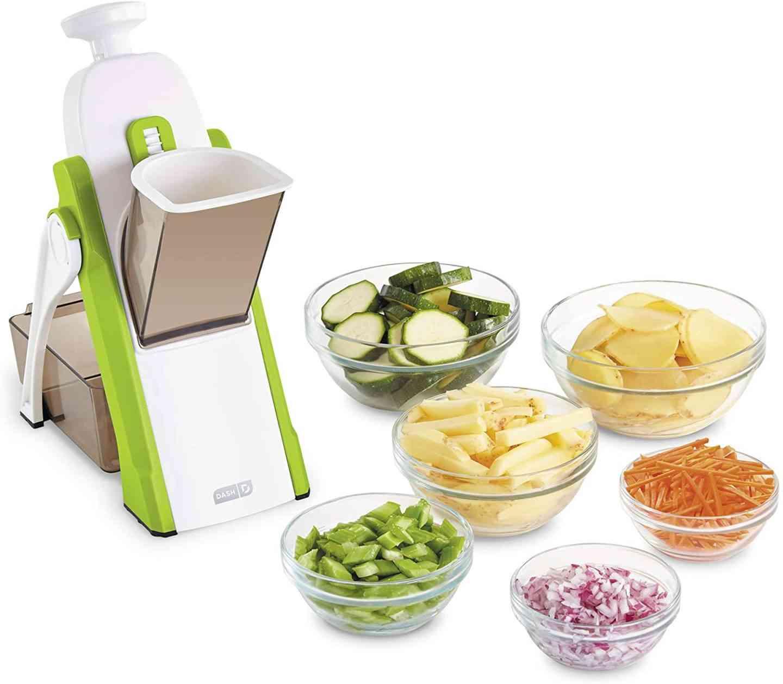 Vegetable Cutter Safe Slice Mandoline Slicer