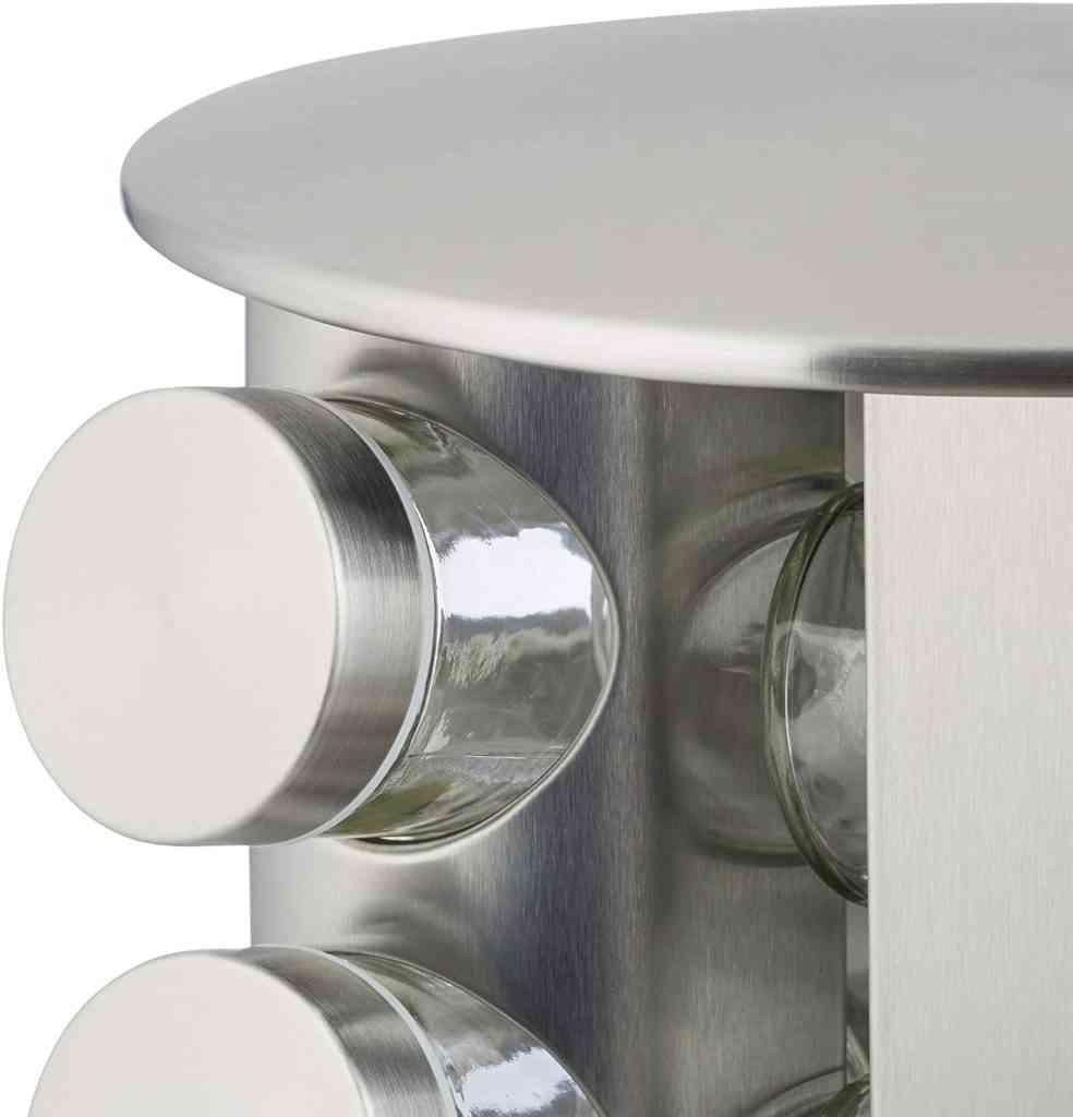 Rotating Steel Spice Rack sri lanka