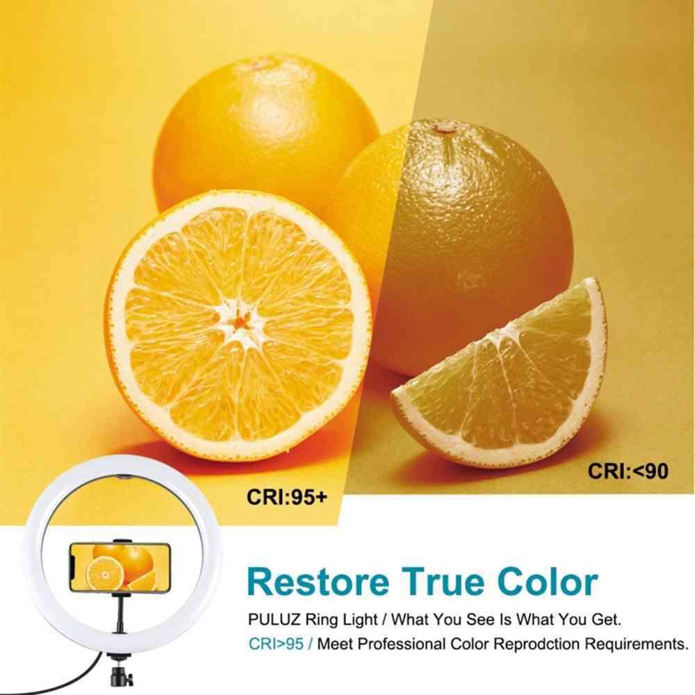 LED Ring Fill Light