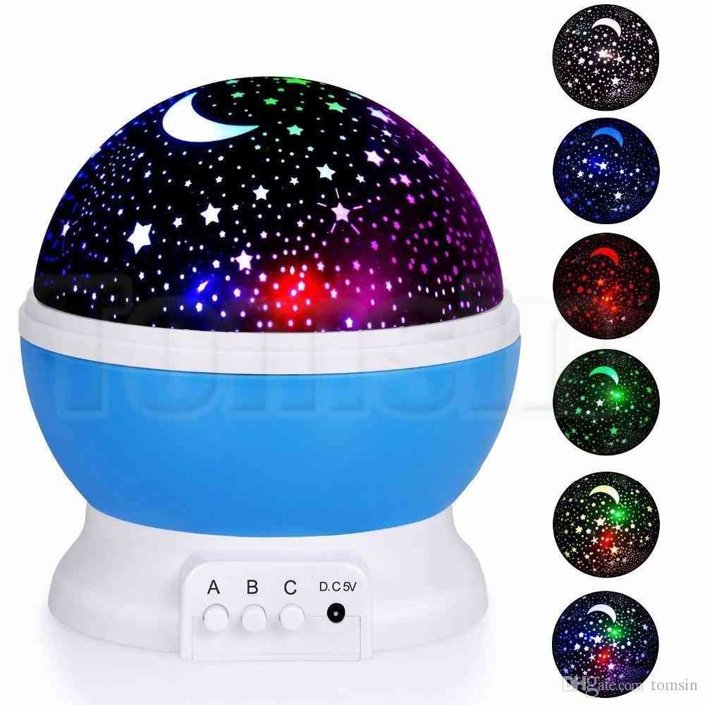 YFXOHAR Star Master Projector with USB Wire Colorful Romantic LED Cosmos Star  Master Sky Starry Night Projector Bed Light Lamp : Buy Sell Online Delivery  @ Best Price in Sri Lanka | Tudo.lk