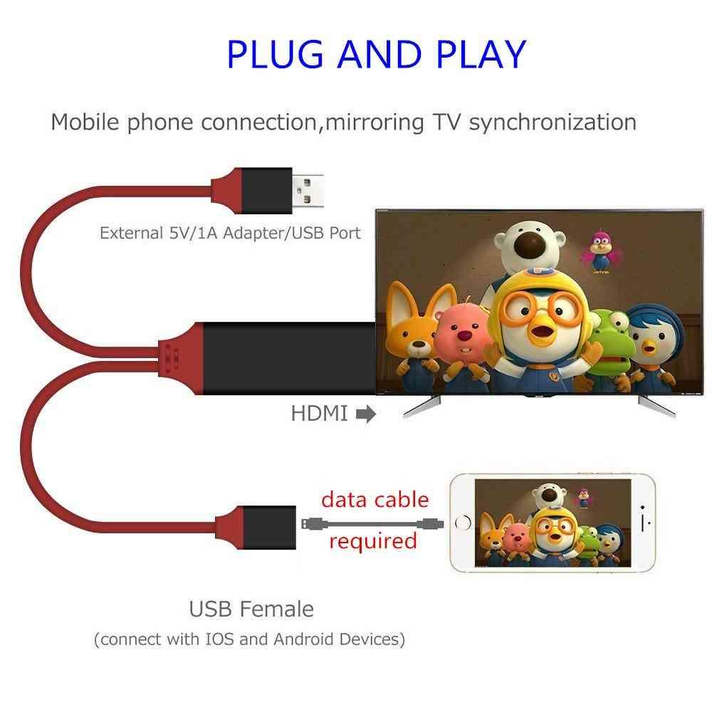 Phone to HDMI Cable sri lanka