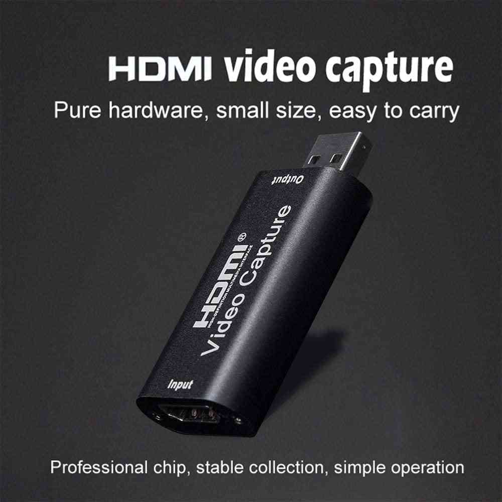hdmi capture card to usb