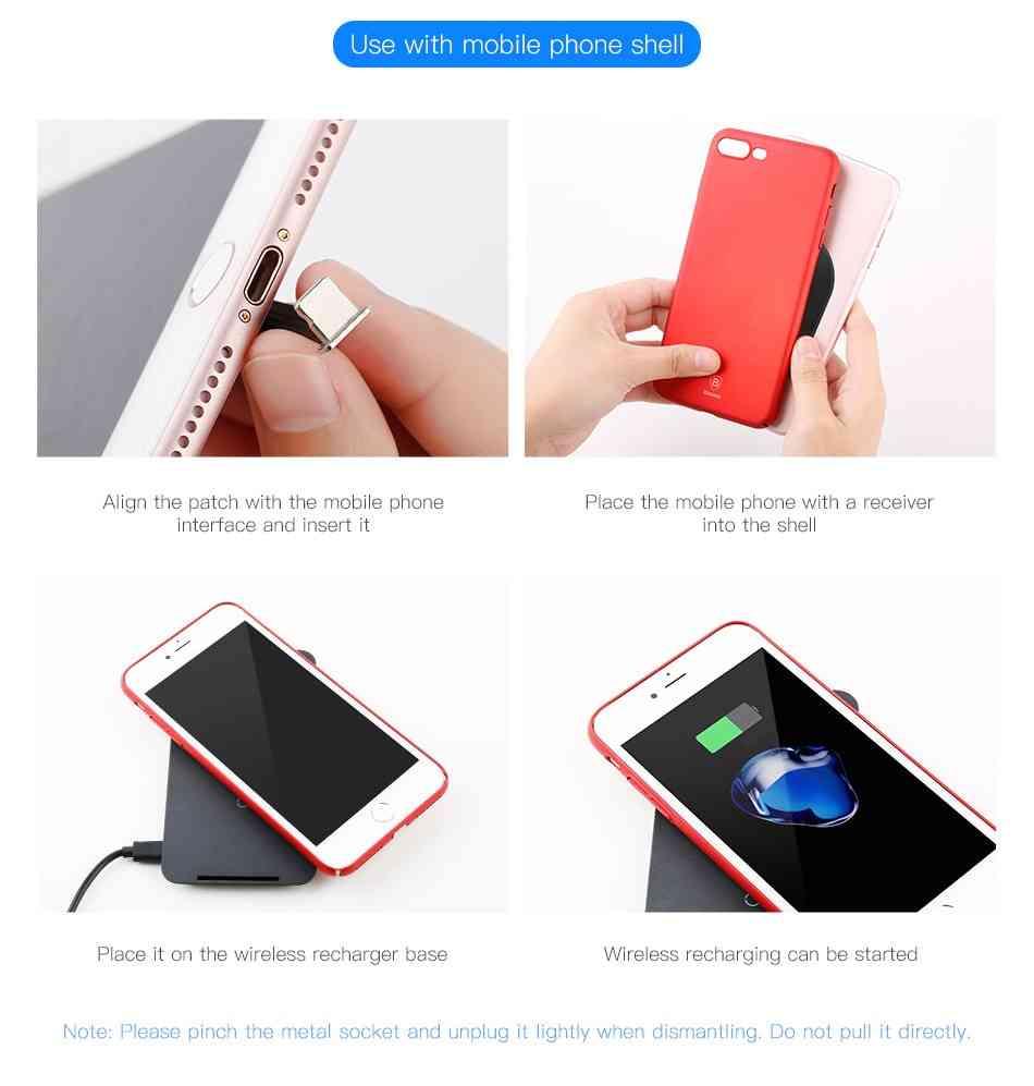 Baseus Wireless Charging Receiver