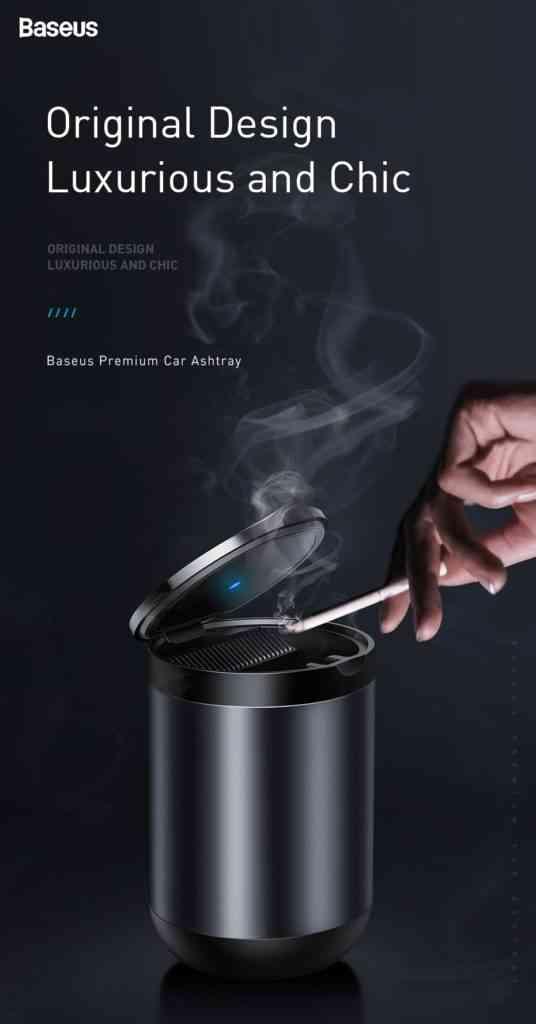 Car Cigarette Ash bin