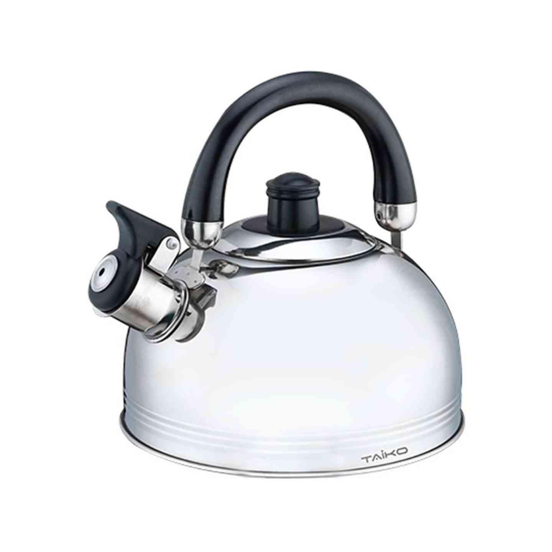 Taiko Cascado 250 Whistling Kettle - Silver www.pkok.lk | Sri Lanka's best Web Store Partner