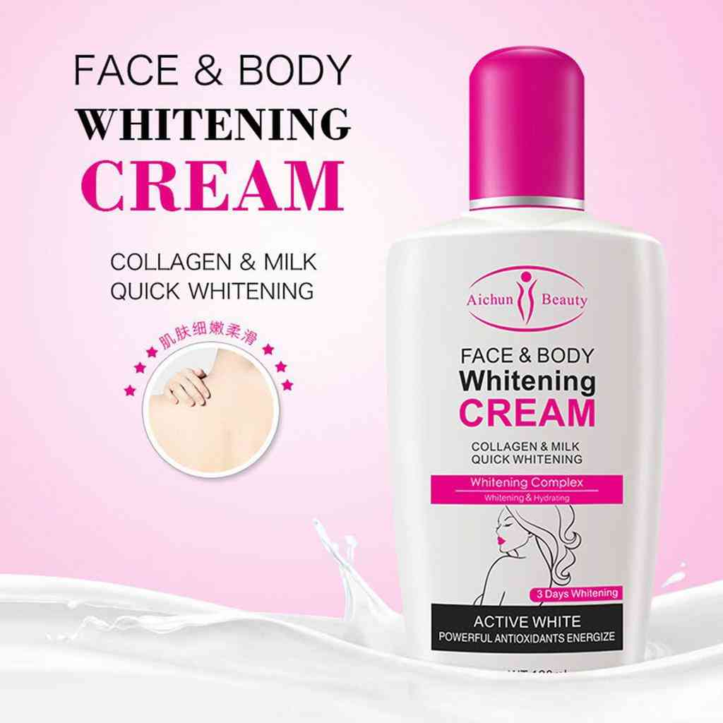 Body Face Whitening Cream Skin Care Brightening Lotion Moisturizing for Aichun Beauty-buy at a low prices on Joom e-commerce platform