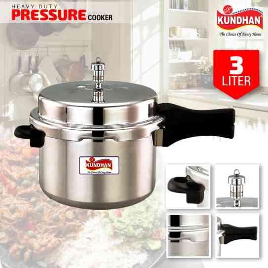 19 SHX 1294 Kundhan Pressure Cooker 3L Laabai.lk New
