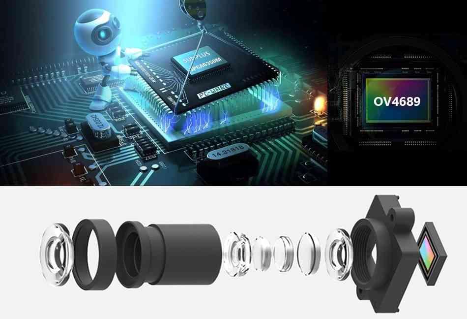 Eken H9R 4K Action Camera 4