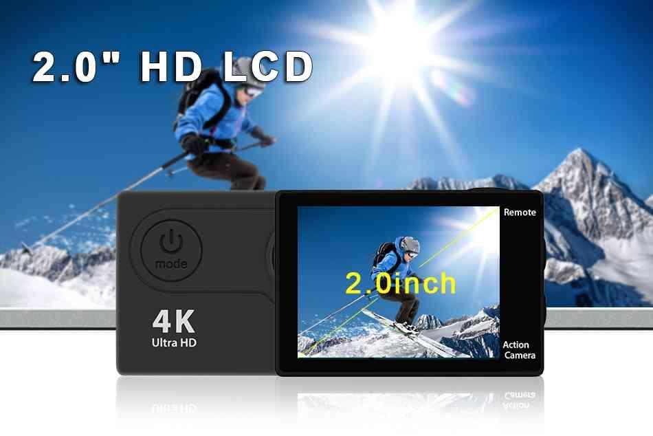 Eken H9R 4K Action Camera 11
