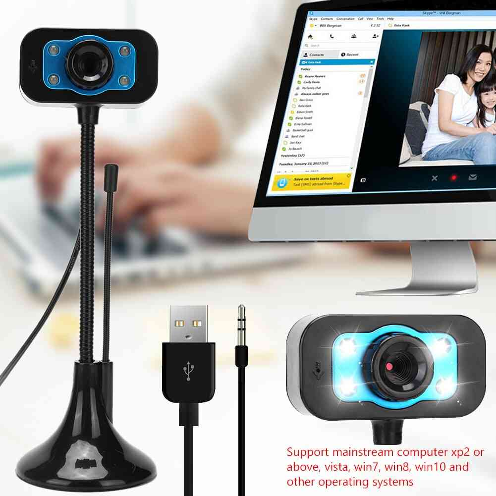 Webcam for Pc and Laptop