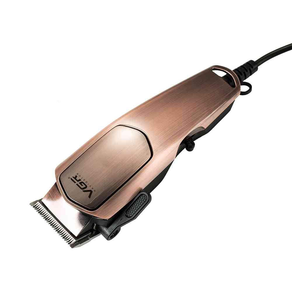 hair and beard wired trimmer